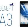 Смартфон Ark Benefit A3: відгуки, огляд, характеристики