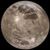 Супутник Ганімед. Ганімед - супутник Юпітера