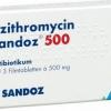 """Таблетки """"Азитроміцин"""", 500 мг: опис, інструкція, відгуки"""