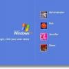 Обліковий запис користувача в Windows. Контроль облікових записів користувачів в Windows 7