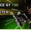 Відеокарта Nvidia GeForce GT-730: характеристики, розгін, відгуки