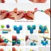 Види браслетів з гумки: схеми, техніка плетіння