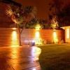 Вбудовані світильники в стіну: огляд, опис, види, виробники та відгуки