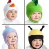 Викрійка шапки з флісу. Викрійка дитячої шапки з флісу. Шапка-шлем з флісу: викрійка