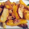 Запечена гарбуз з яблуками в духовці - смачний і корисний десерт