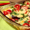 Запіканка з баклажанів і кабачків: найпростіші і швидкі рецепти